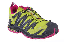 Salomon Women's XA Pro 3D Ultra 2 GTX s green/black/fancy pink